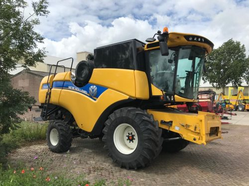 New Holland CX5.80 Stage V