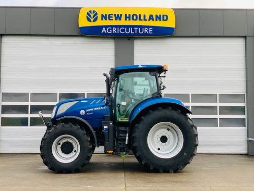New Holland T7.225 AutoCommand demo
