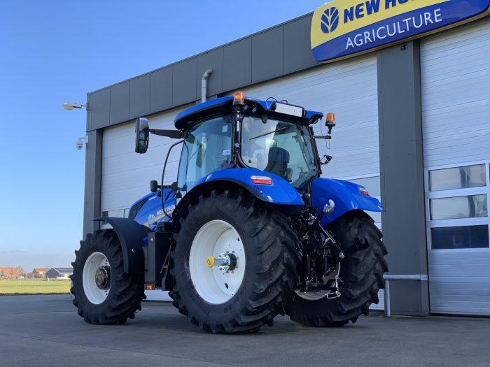 New Holland T6.180 DynamicCommand