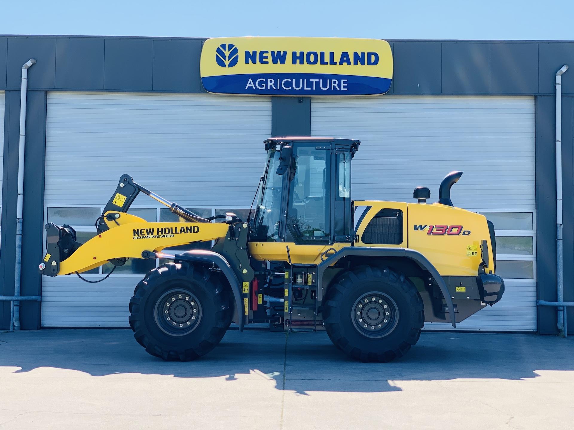 New Holland W130D